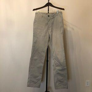 Burberry Men's Khaki Pants (Sz 30)